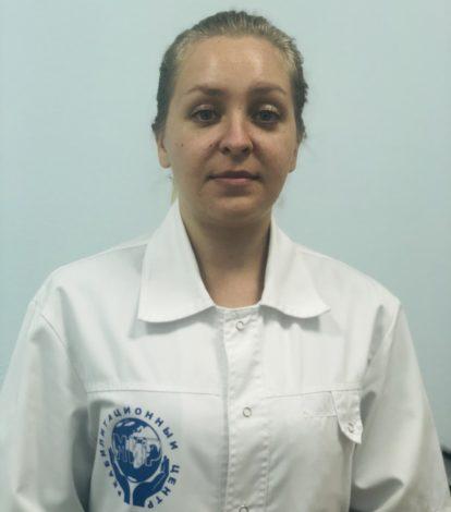 Апанасевич Татьяна Геннадиевна